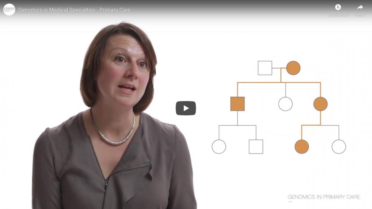 Genomics in Primary Care