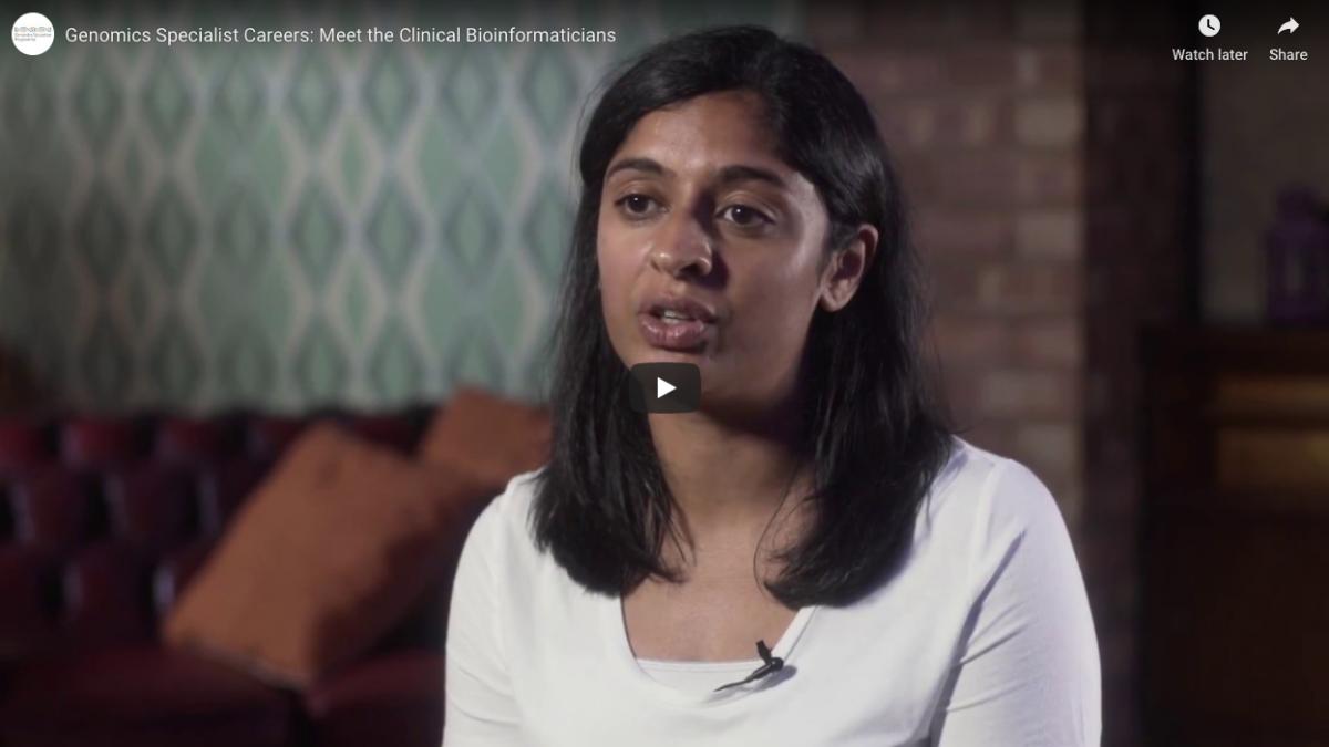 Meet the clinical bioinformaticians